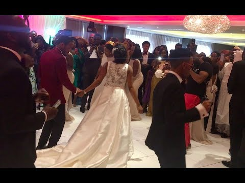 LET'S GO TO A NIGERIAN WEDDING   VLOG #35
