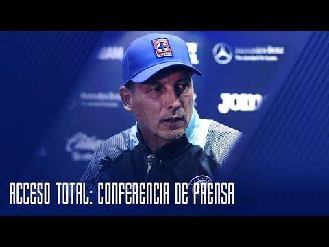 Acceso total | Conferencia de prensa | Robert Dante Siboldi