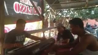 BEGEMA TRIO  BERNYANYI DI PAKTER TUAK LUAR BIASA SUARANYA TINGGI BANGET COVER BUNGA NARARA  MANTAP