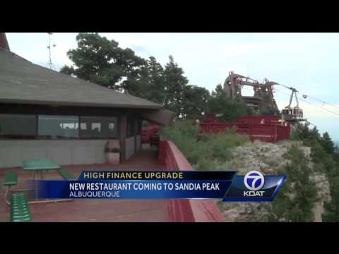 High Finance Upgrade: New restaurant coming to Sandia Park