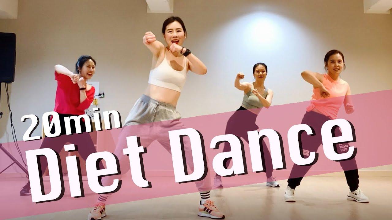 20 minute Diet Dance Workout   20분 다이어트댄스   Choreo by Sunny   Cardio   홈트 