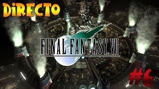 Final fantasy VII - PS1 - Directo #6 - Templo ancianos - Bosque dormido -  FIN CD 1