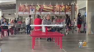 Costco Food Court May Be Unavailable To Non-Members Starting Next Month