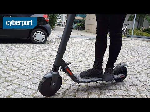 E-Scooter: Gesetzliche Regelungen, Praxistest & Kaufberatung I Cyberport