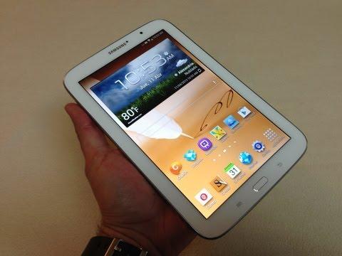 Unboxing Samsung Galaxy Note 8.0 - Primeras impresiones Galaxy Note 8.0