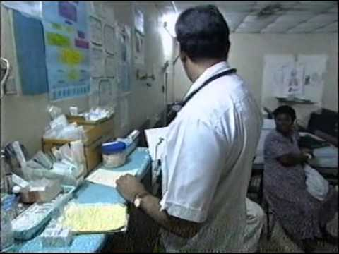 Jamaica ER 1996 Kingston Jamaica  Public Hospital Doco PT1