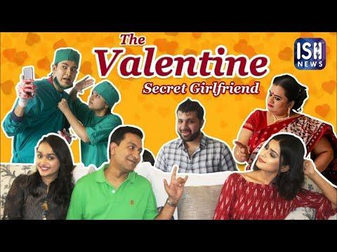 The Valentine Secret Girlfriend