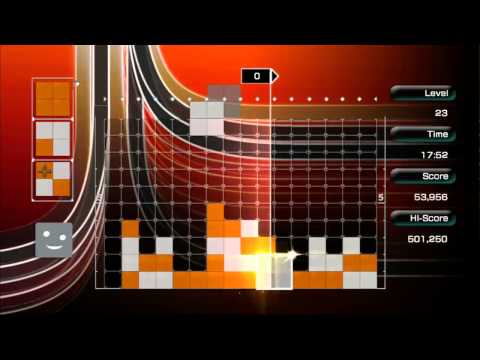 Lumines Live! (X360)