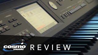 Yamaha Clavinova CVP605 Review