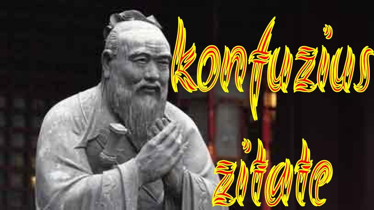Konfuzius Zitate Glück