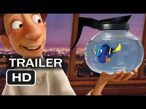 Frying Dory 2 - 2019 Movie Trailer (Parody)