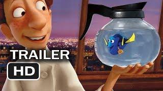 Frying Dory 2 - 2019 Movie Trailer (Parody)