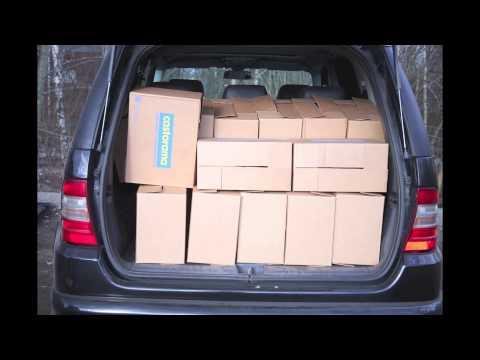 ML163 вместимость багажника