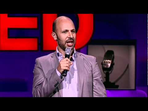 Maz Jobrani: Did you hear the one about the Iranian-American? Travel Video