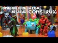🤔5 Cosas que quizá no sabías de Mega Construx