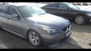 BMW E60 3.0 дизель, Mercedes W221 5.5 и турбо ВАЗ. ЗАРУБА,