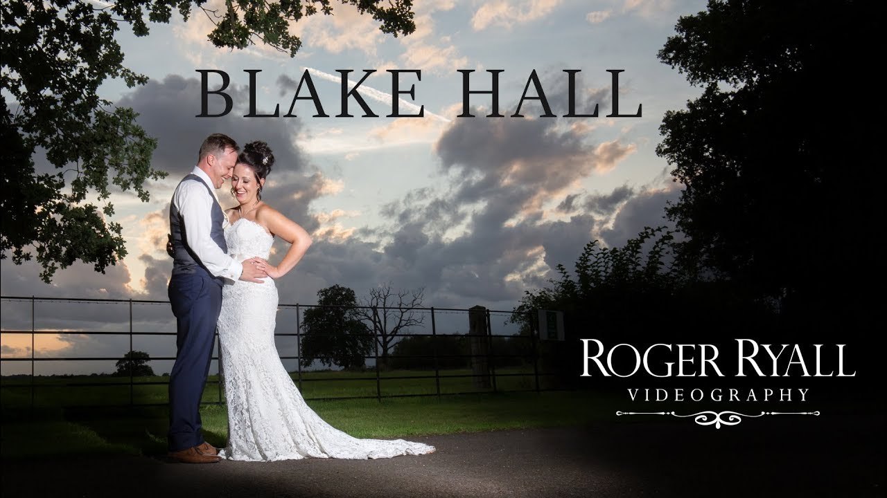 Blake Hall Wedding Venue Video In Ongar With A Church Ceremony At Greensted