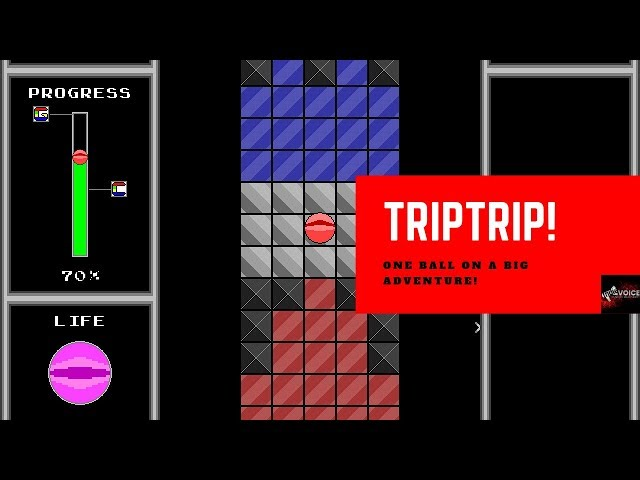 TripTrip Game Review - A world of Color Changing!