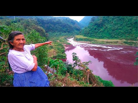 Trend Update: Blood Red Samala River, Guatemala, October 2016