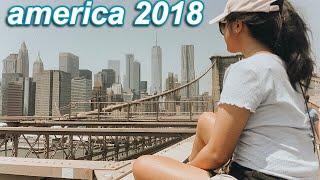 america travel diary 2018 || jen