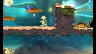 Let's Play Turtle Odyssey 2 [BLIND/German] - 5 - Seiltänzer Ozzy