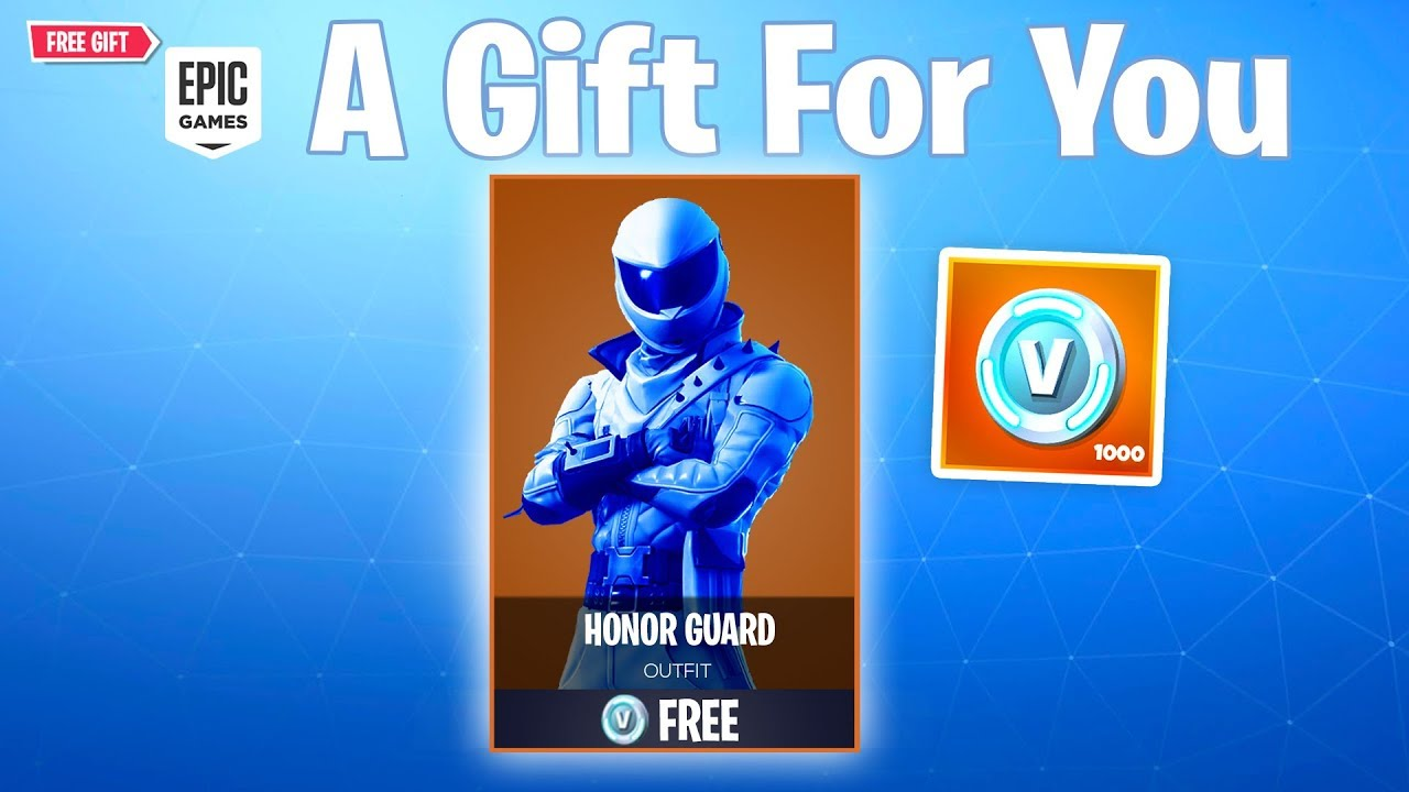 How to UNLOCK the HONOR GUARD Fortnite Skin.. - YouTube