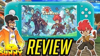 Little Town Hero Nintendo Switch Review | A Big Disappointment? (Video Game Video Review)