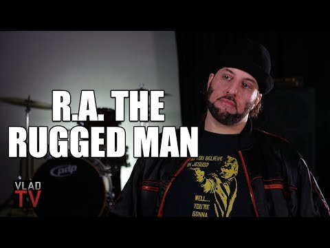 RA the Rugged Man on Leaving America for Germany: Both Places are Screwed Up (Part1)