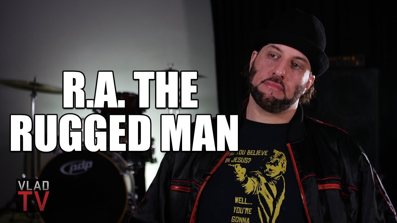 Ra The Rugged Man On Leaving America For Germany Both Places Are Ed Up Part1