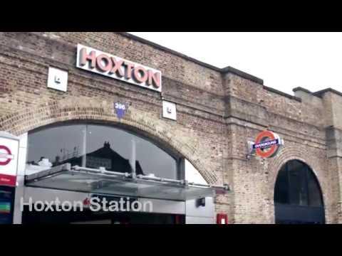 Explore London: Hoxton | East London