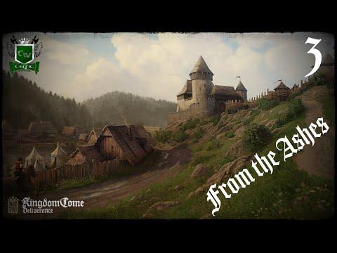 AQUIRING SOME ARMOUR! Kingdom Come Deliverance (PART 3)
