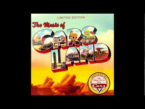 "The Music of Cars Land ""Welcome to Radiator Springs"" (Joe Louis Walker)"