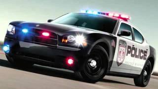 Police Car Siren (Sound Effect)