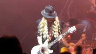 """Alice Cooper - """"No More Mr. Nice Guy"""" & """"Under My Wheels"""" Live at The National, !0/22/13"""