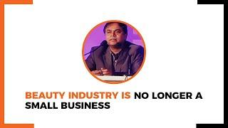 C K Kumaravel of Naturals speaking at