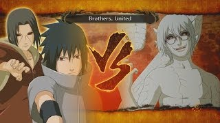 How To Unlock Itachi & Sasuke vs Kabuto Fight! - Naruto Shippuden Ultimate Ninja Storm Full Burst