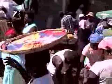 Haiti Mission 2008: Market Day in Maissade