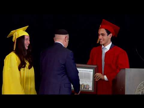 Yeshivah of Flatbush Joel Braverman High School Graduation Recap 2021