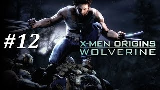 X-Men Origins: Wolverine Walkthrough (12) Sentinel Boss Battle