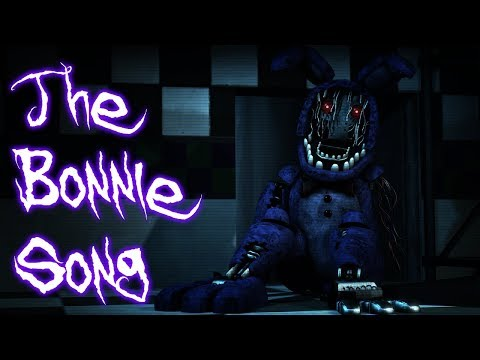 [SFM FNAF] The Bonnie Song - FNaF 2 Song by Groundbreaking