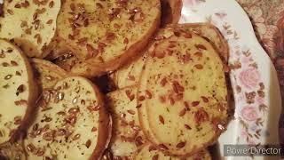 Ночной перекус Картошка в духовке Очень легкий рецепт