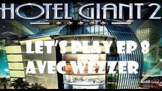 Hotel Giant 2 - Un magasin d'art et d'éléctronique - Episode 8