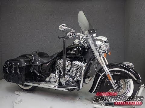 2018  INDIAN  CHIEF VINTAGE W/ABS - National Powersports Distributors
