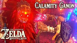 FIGHTING CALAMITY GANON AT THE START OF THE GAME | DO NOT ATTEMPT!! [3]