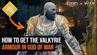 God of War: How To Get Valkyrie Armour