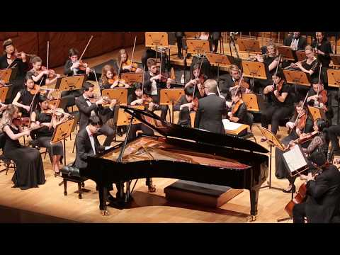 Prokofiev 'Piano Concerto No 2' | The University of Melbourne Symphony Orchestra