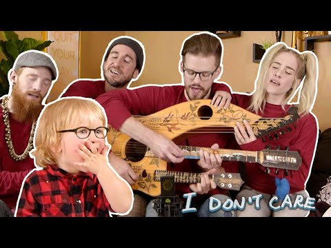 Download I Don't Care -  Walk off The Earth (Ed Sheeran Cover) Mp4 baru