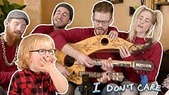 I Don't Care -  Walk off The Earth (Ed Sheeran Cover)