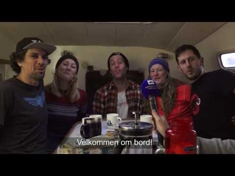 Franskmenn vil nå Lofoten