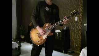 Slow Blues - Gibson Les Paul Traditional.